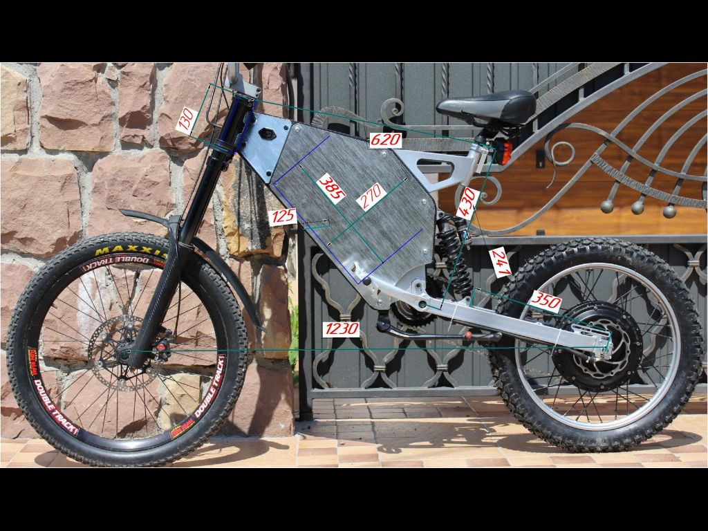 Электровелосипед своими руками — пошаговая инструкция как сделать простейшие модели