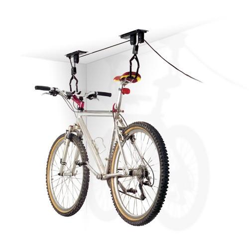 Крепление велосипеда на стену, как и какое выбрать.
