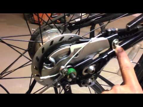Выбираем велосипедные тормоза