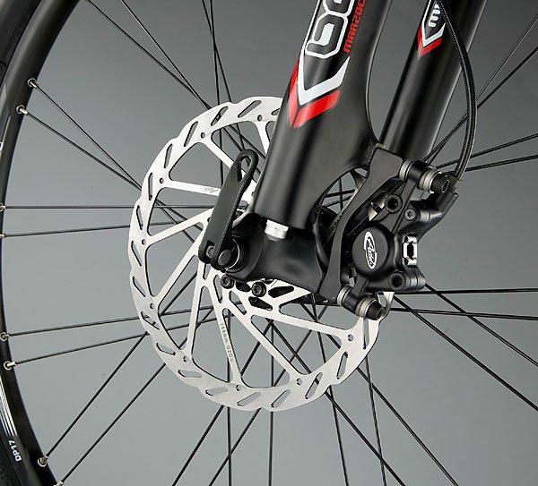 Дисковые механические тормоза для велосипедов