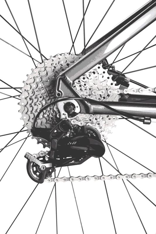 Ремонт велосипедного переключателя