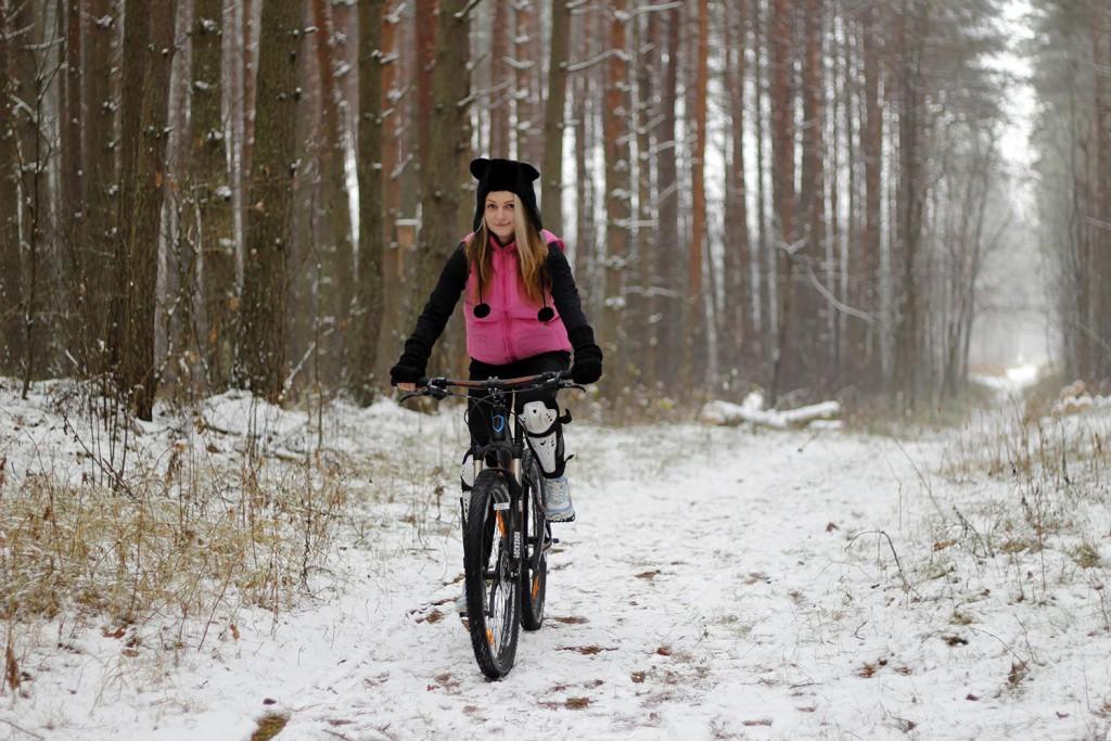 Техническое обеспечение велосипеда после зимы