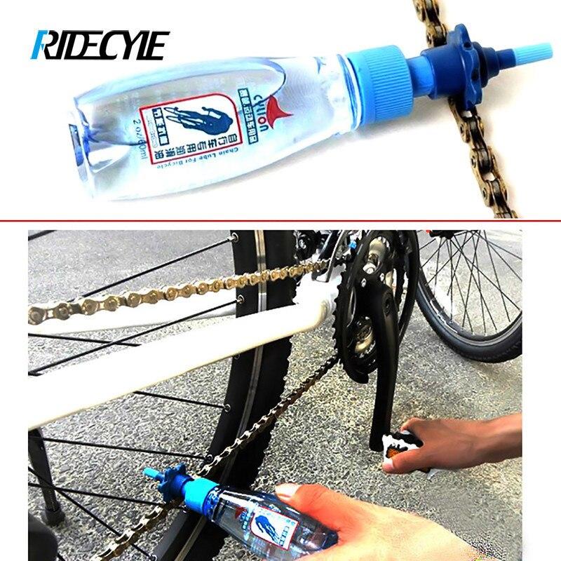 Смазка для велосипедной цепи — какой состав лучше всего