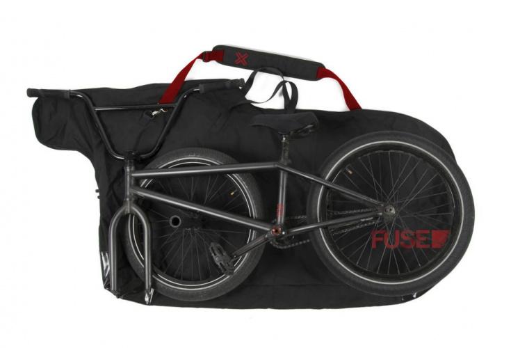 Как выбрать чехол для складного велосипеда?