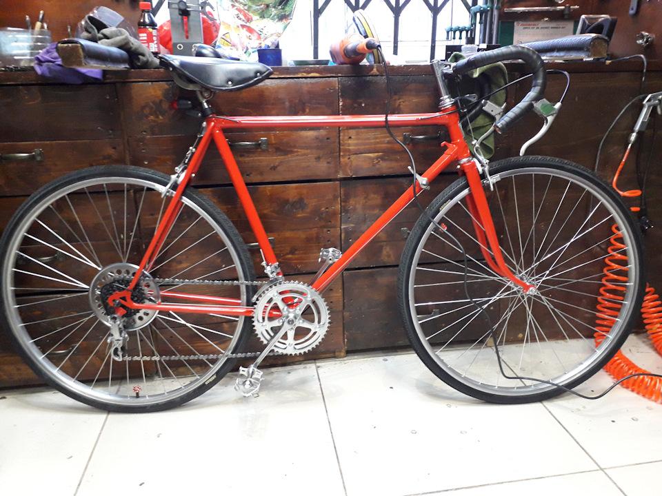 Ремонт велосипеда своими руками - как восстановить и заменить основные элементы велосипеда (100 фото)