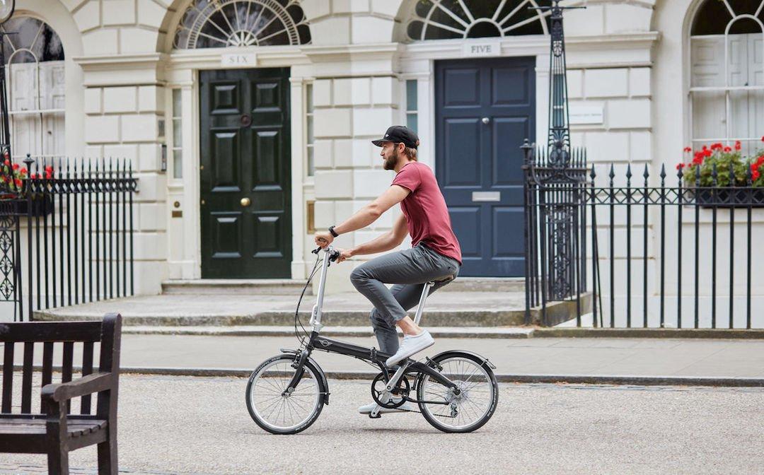 Какой выбрать складной мужской велосипед?