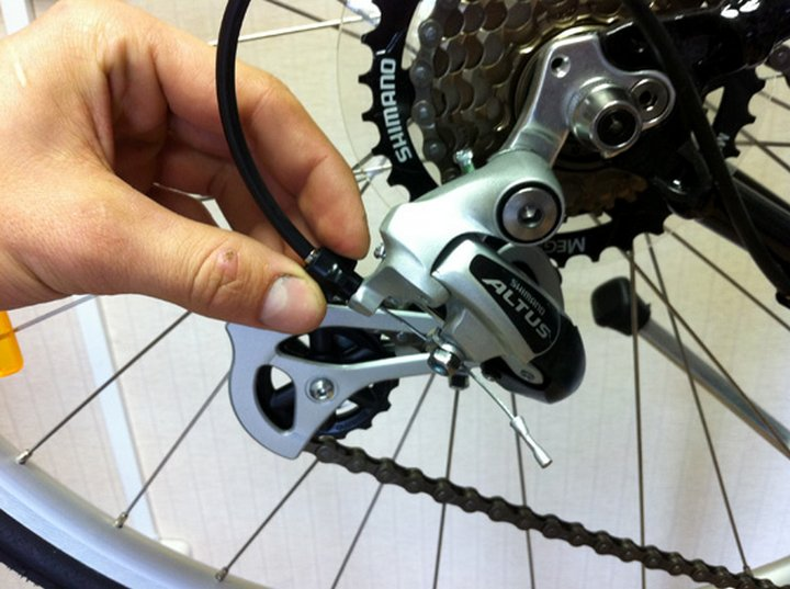 Регулировка дисковых тормозов на велосипеде