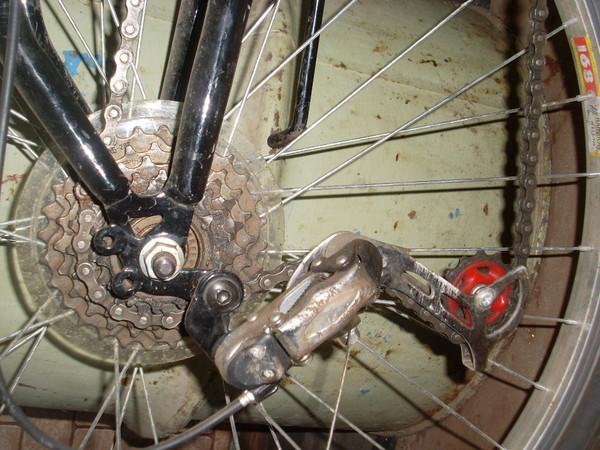 Как сделать из обычного велосипеда скоростной