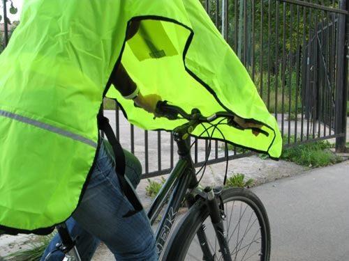 Защита от дождя для велосипедиста