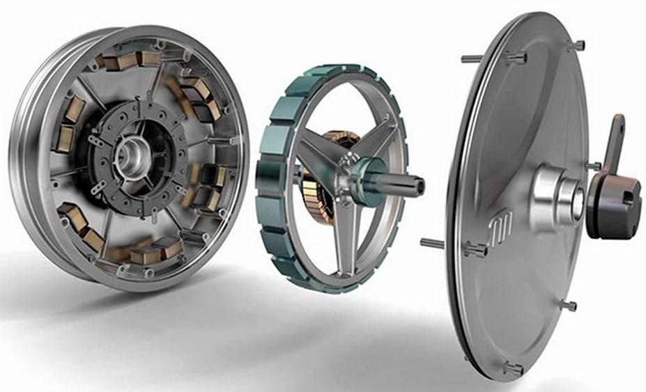 Кареточный мотор vs мотор-колесо