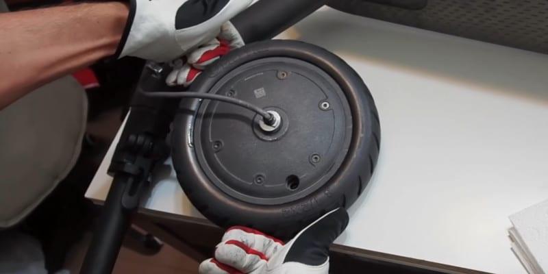 Как снять с колеса велосипеда покрышку. монтажки для бортировки колес