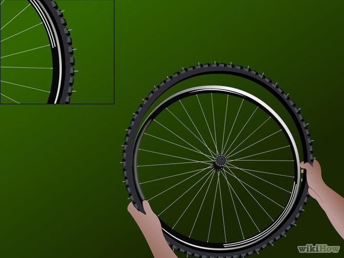 Советы по выбору шипованной резины (велопокрышек) для велосипеда