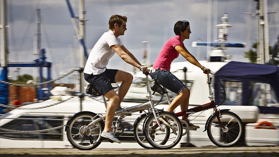 Как выбрать велосипед для женщины: как правильно подобрать вид (складной, горный, городской) подходящий по росту, отличие женских моделей от мужских