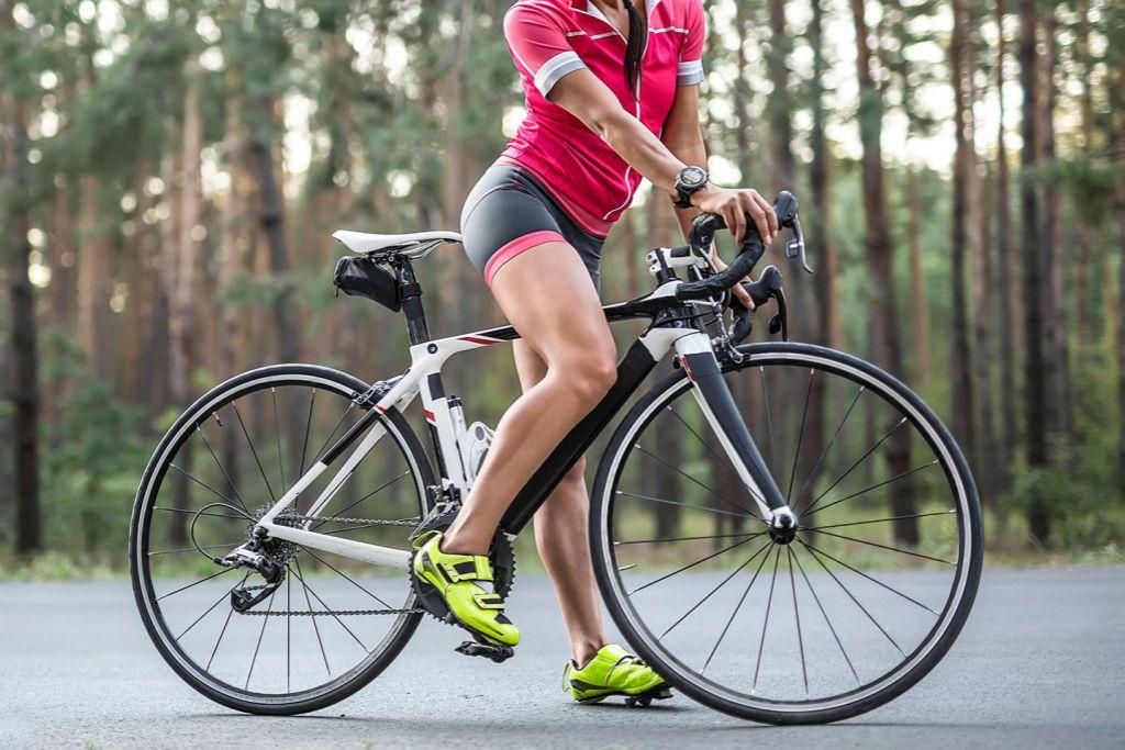 Какая польза от езды на велосипеде