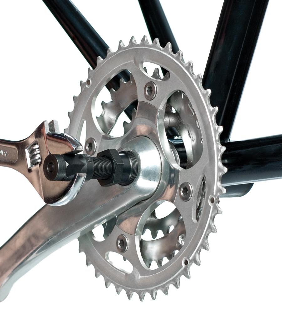 Разновидности и установка шатунов на велосипед