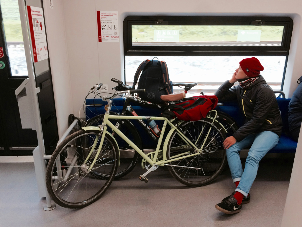 Особенности и правила перевозки велосипеда