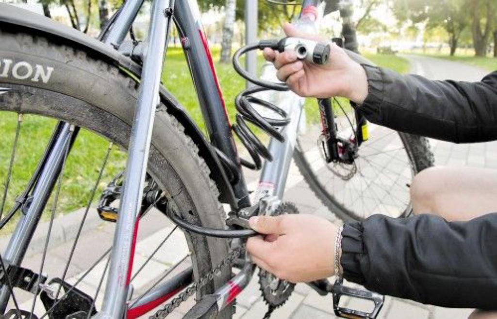 Чтобы не украли велосипед — сайт для велосипедистов