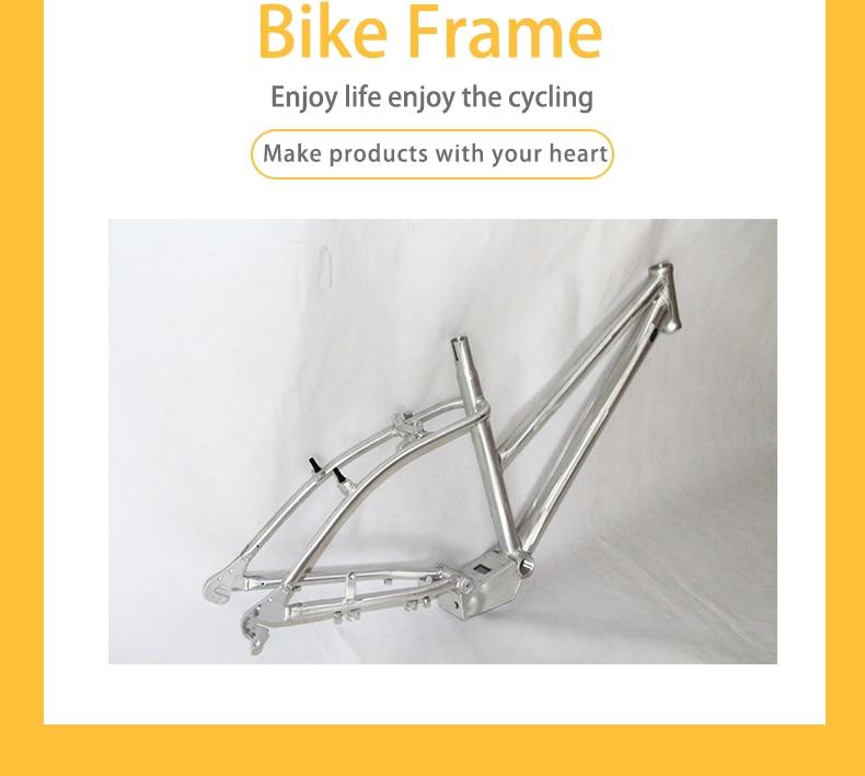 Материал рамы велосипеда — сайт для велосипедистов