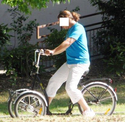 Как научить кататься (ездить) на велосипеде самостоятельно
