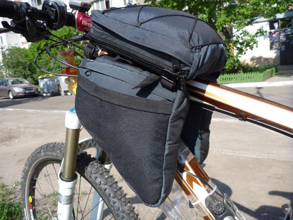 Как сделать подседельную сумку для велосипеда своими руками