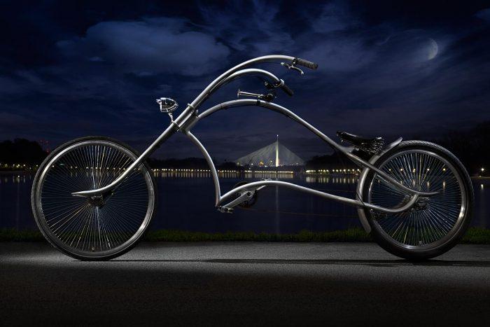 Самые интересные велосипеды с необычными колесами