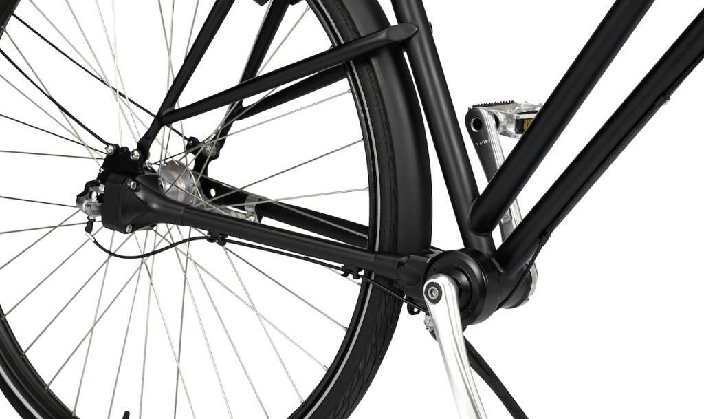 Карданный велосипед — экстрим спорт
