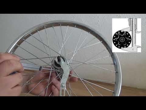 Расчет длины спиц для велосипеда - все о велосипедах