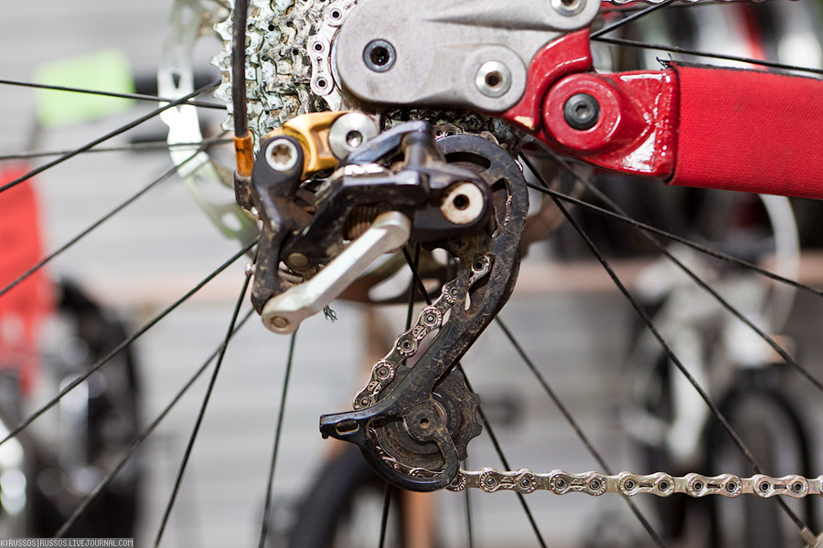 Что делать, если слетела цепь с велосипеда | kryptobike tm
