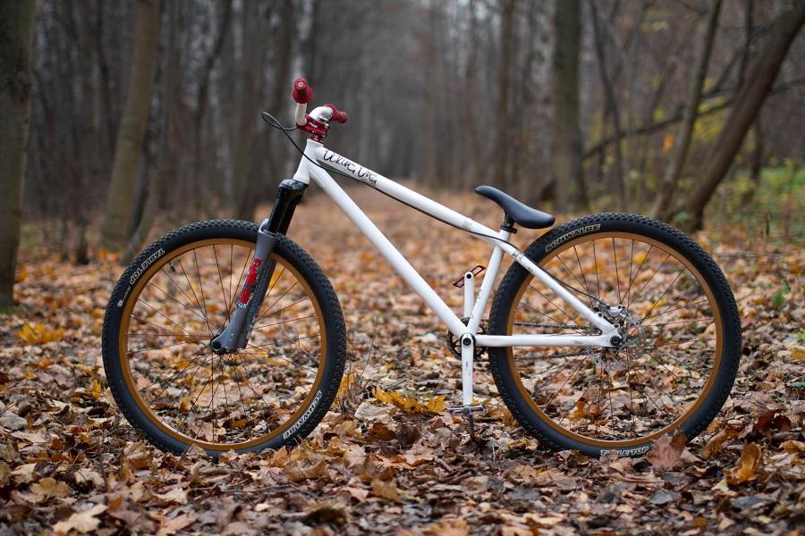 Велосипеды для стрита и дёрта