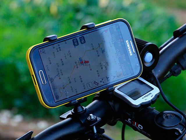 Что выбрать — смартфон или gps навигатор? — сайт для велосипедистов
