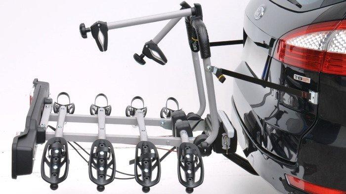 Велобагажники на фаркоп в москве
