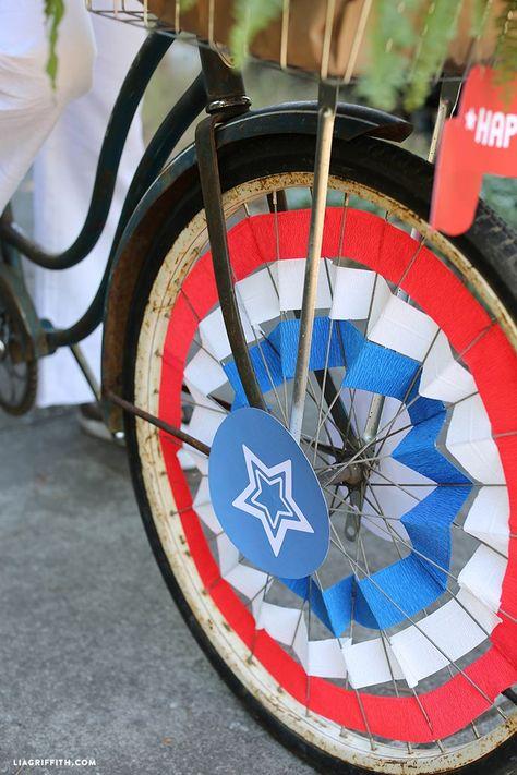 Что можно сделать из старого велосипеда — 23 идеи