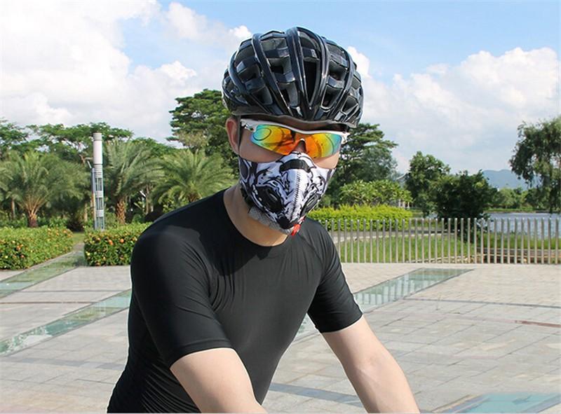 Велосипедный респиратор для здоровья байкера | выбор велосипеда | veloprofy.com