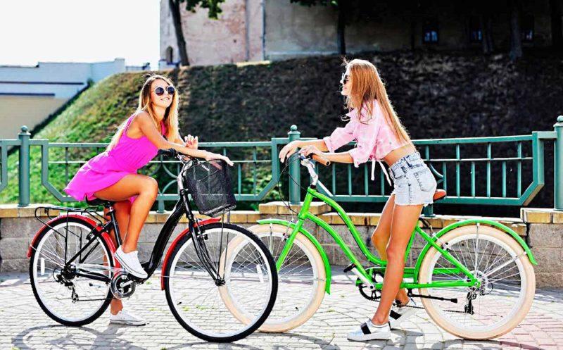 Рейтинг женских городских велосипедов: топ лучших моделей для взрослых по цене и качеству