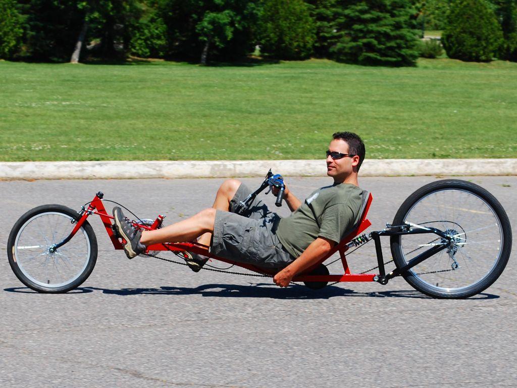 Велосипед лигерад (лежачий велосипед):ликбез от дилетанта estimata