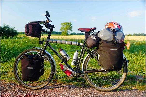 Каким должен быть туристический велосипед?