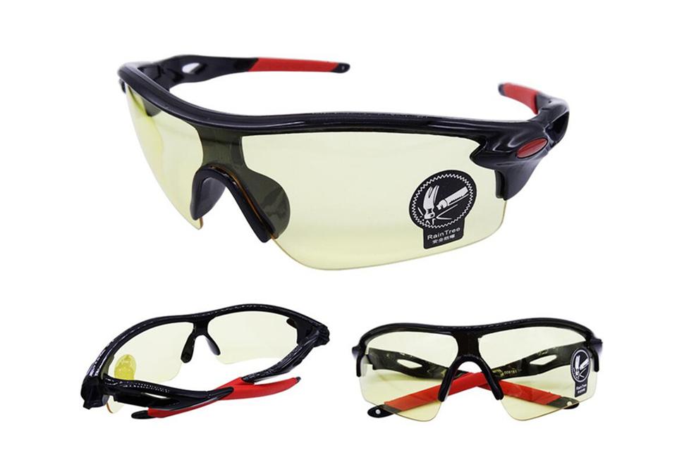 Как выбрать велосипедные очки — сайт для велосипедистов