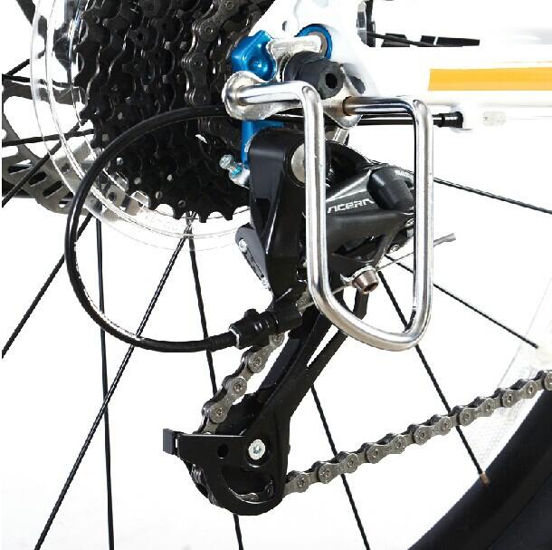 Как работает автоматическое переключение передач на велосипеде