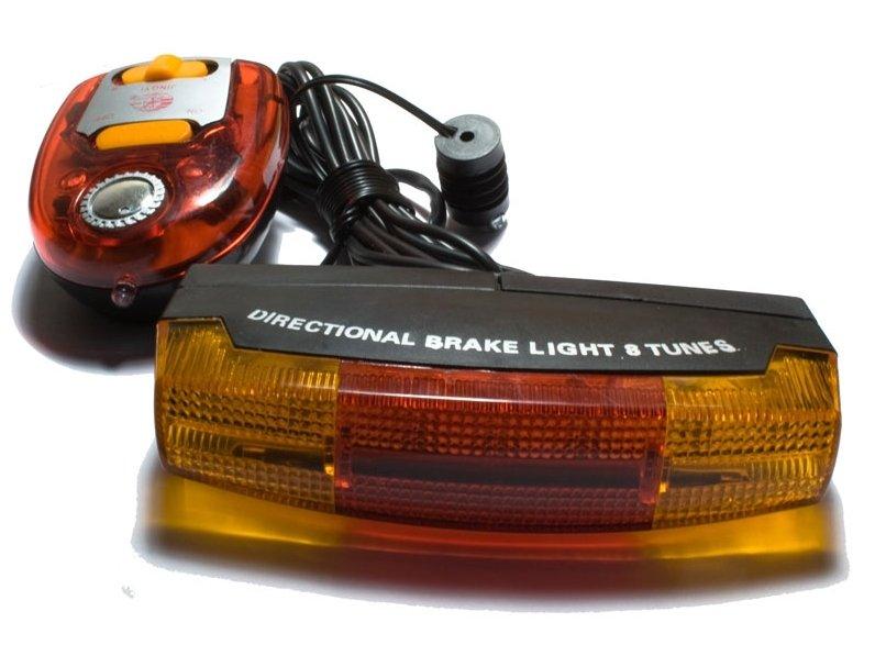Стоп сигнал велосипеда с дисковыми тормозами. задний светодиодный фонарь для велосипеда или как сделать велосипедные стопы своими руками