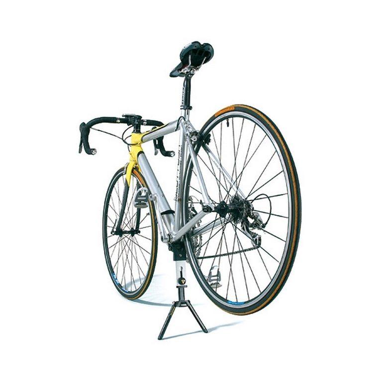 Подставка для велосипеда напольная своими руками