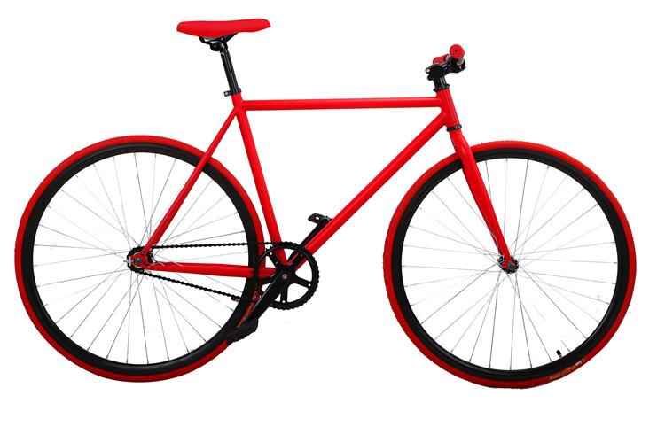 Трековые велосипеды: история и особенности конструкции