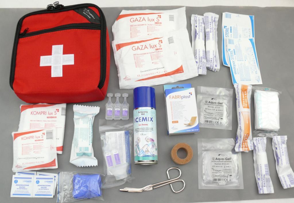 Аптечка туристическая - доказательная медицина для всех