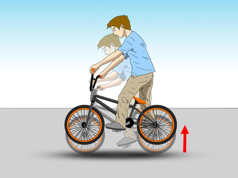 Как научиться прыгать на велосипеде? - всё о велоспорте