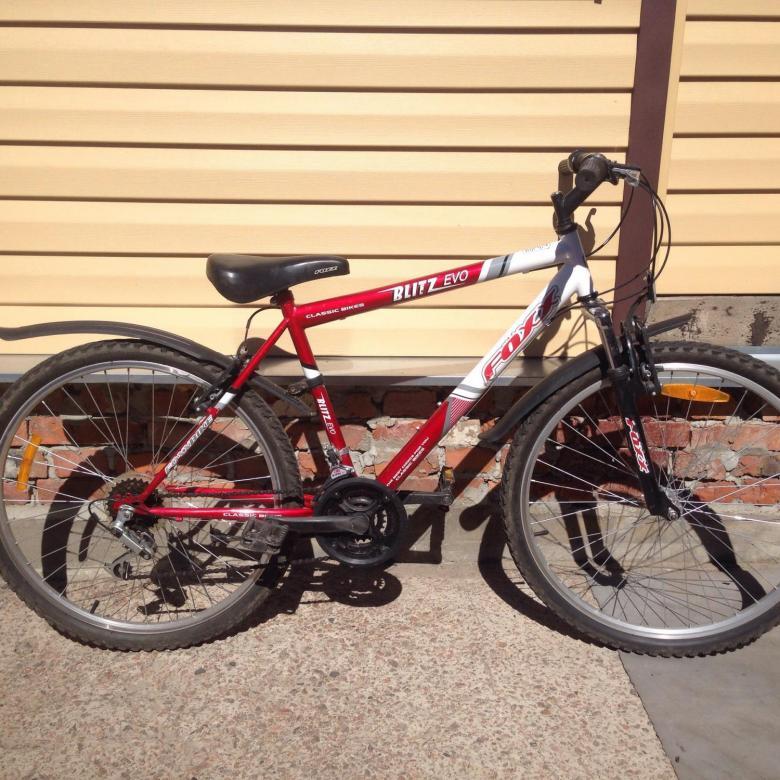 Велосипеды Foxx Blitz