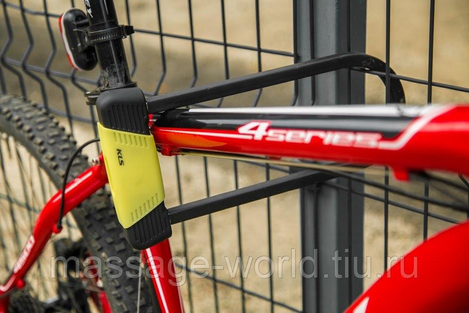 U-образный замок для велосипеда - что это такое?