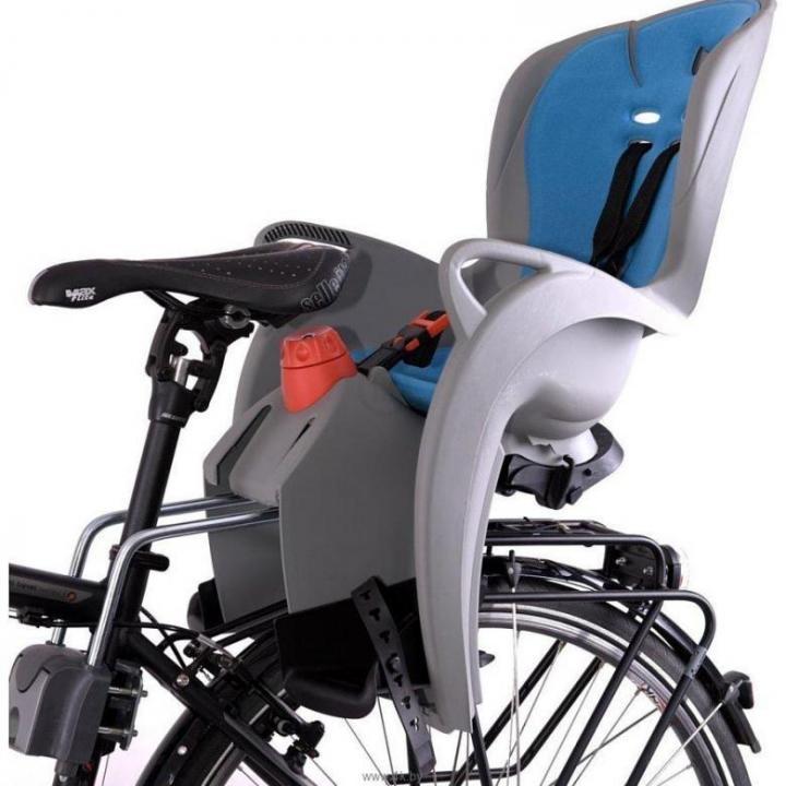 Лучшие детские велокресла в 2021 году