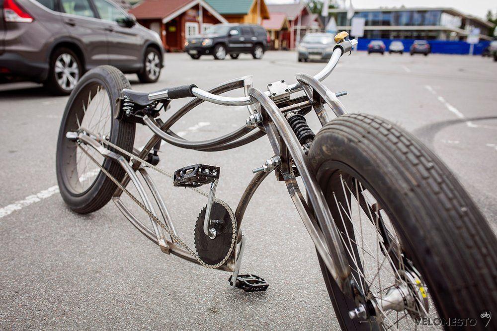 Велосипед чоппер (велочоппер): обзор, цена,подборка необычных моделей