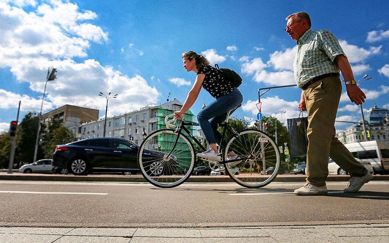 Личный опыт путешествия на велосипеде по россии