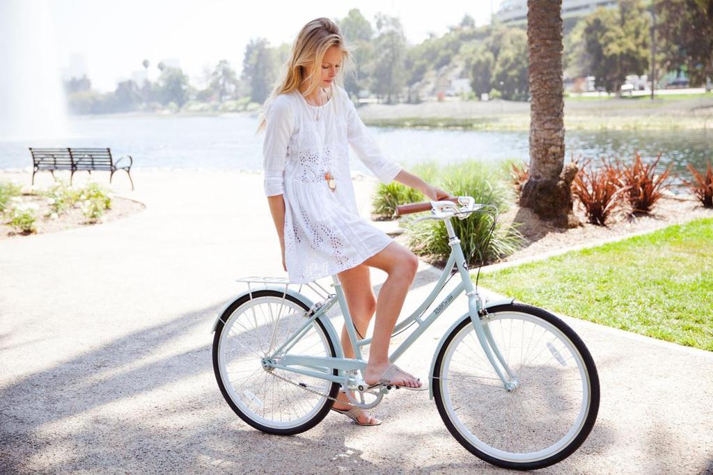 Как выбрать прогулочный велосипед