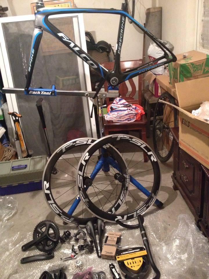 Как собрать велосипед по запчастям (сборка по частям своими руками). подробное описание с фото